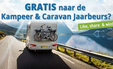 Jaarbeurs, Kampeer en Caravan.