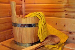 dagje sauna in de herfst-camper